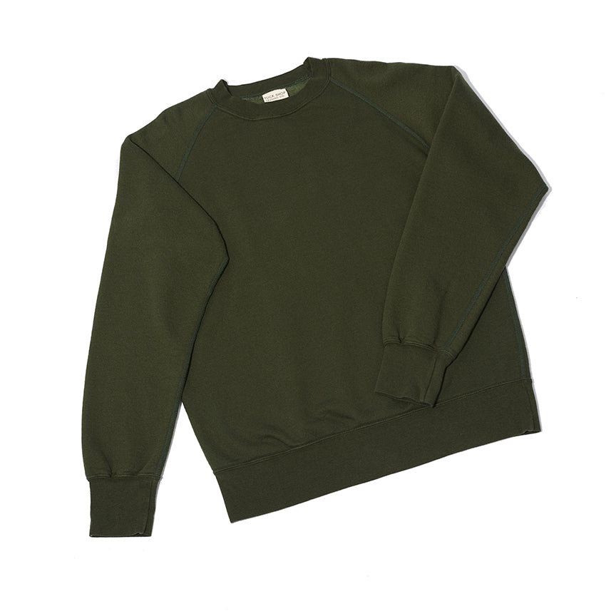 Unisex CORE Crewneck (Camp Green)