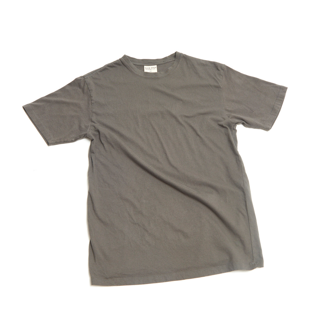 Unisex CORE Cotton Tee Charocal