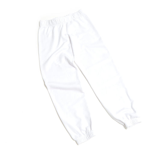 Women's CORE Bamboo/Cotton Sweatpant (White)