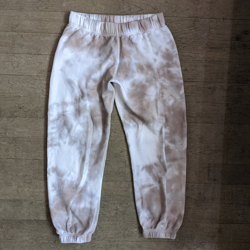 Women's CORE Sweatpants (Tie Dye Brown)