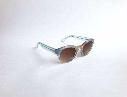 Sunglasses RE:FE Eddie Blue Purple Multi