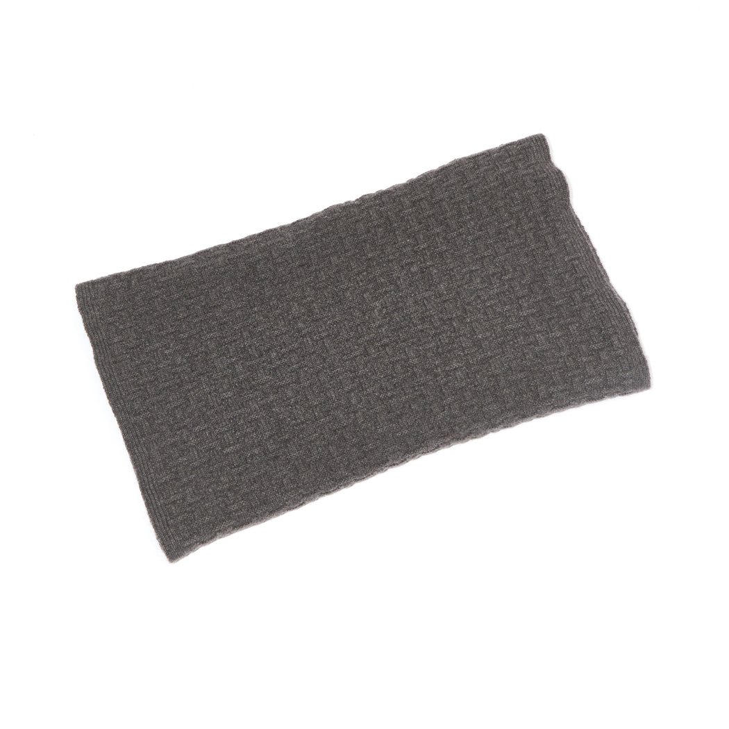 Cashmere Solid Scarf (Ibex)