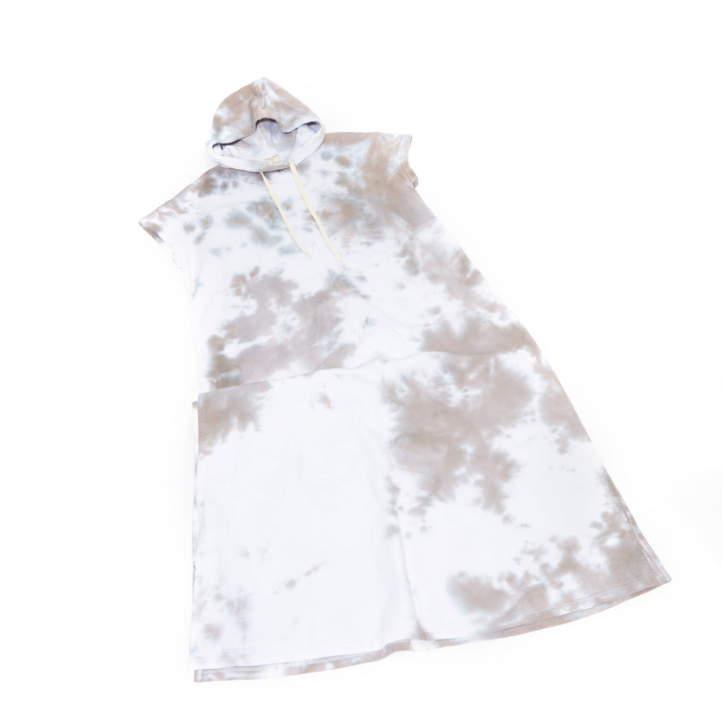 Surf Dress (Tie Dye Brown)
