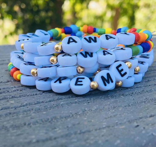 Camp Mom's - Custom Bracelet