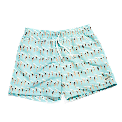 SURF | SWIM Surfer Trunks (Turquoise)