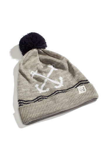 Sault New England Anchor - Toque
