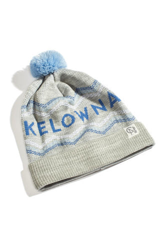 Kelowna City of Neighbourhoods Toque