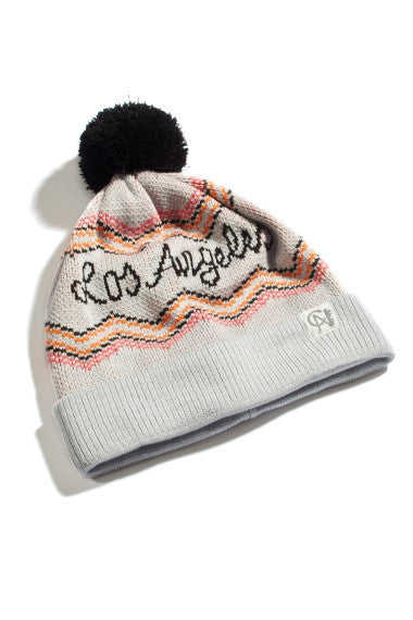 Los Angeles City of Neighbourhoods Toque