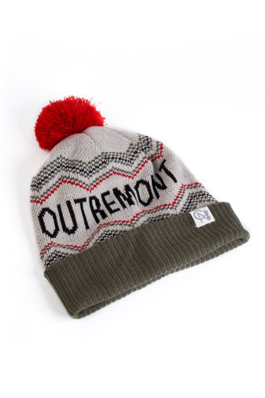 Outremont City of Neighbourhoods Toque