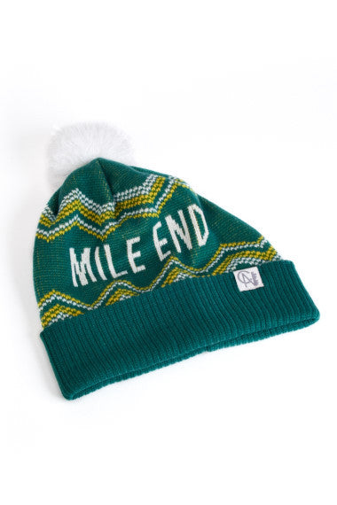 Mile End City of Neighbourhoods Toque