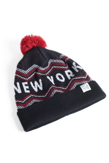 New York City of Neighbourhoods Toque