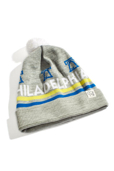 Philadelphia City of Neighbourhoods Toque