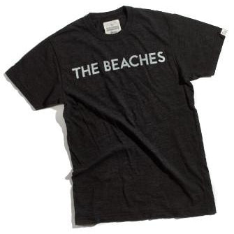 Slub Cotton Tee - Beaches (Men's)