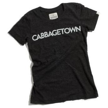 Slub Cotton Tee - Cabbagetown (Women's)