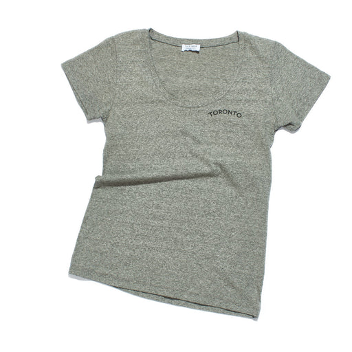 Toronto Women's Scoop Neck Tee