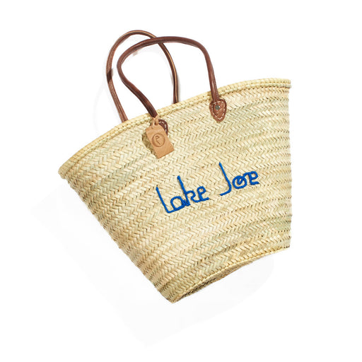 Cottage Tote - Lake Joe, Blue