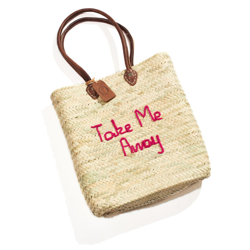 Club Tote - Take Me Away, Fuchsia