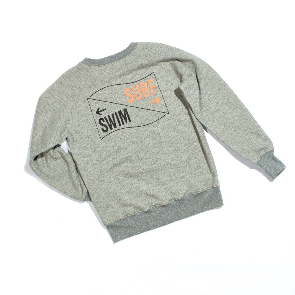 Surf/Swim Unisex Sweatshirt