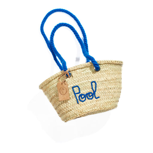 Panier Marche Small - Pool