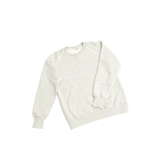 Unisex CORE Sweatshirt (Marled Cloud)