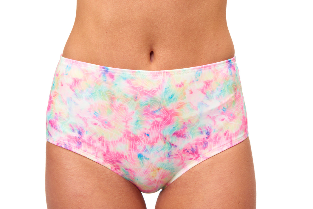 Topo High Waisted Bikini Bottom
