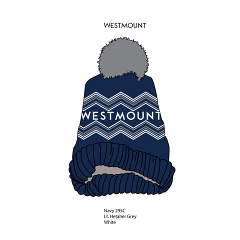Westmount (Edmonton) City of Neighbourhoods Toque