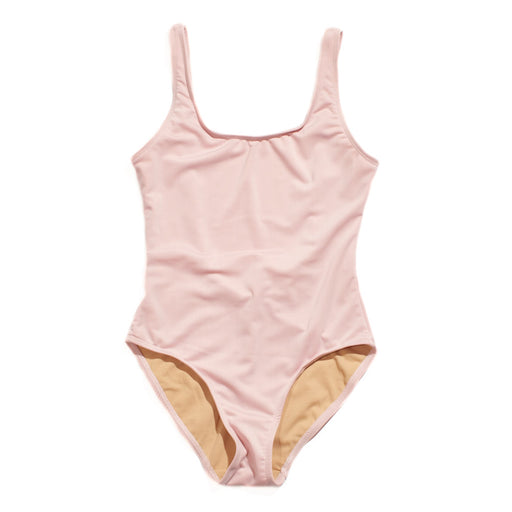Tank Bather - Pink Solid