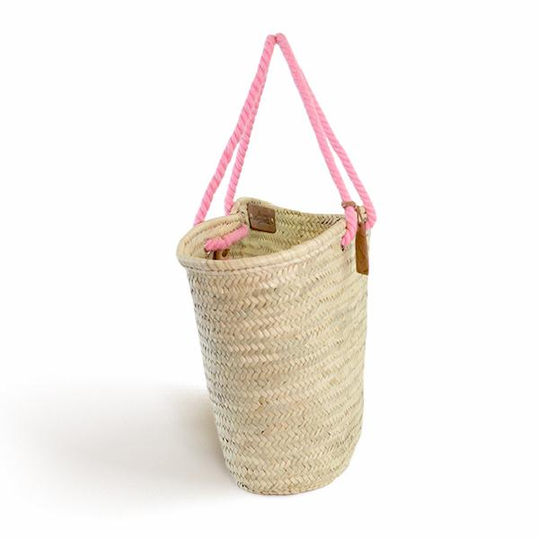 Cottage Tote with Yarn Handles
