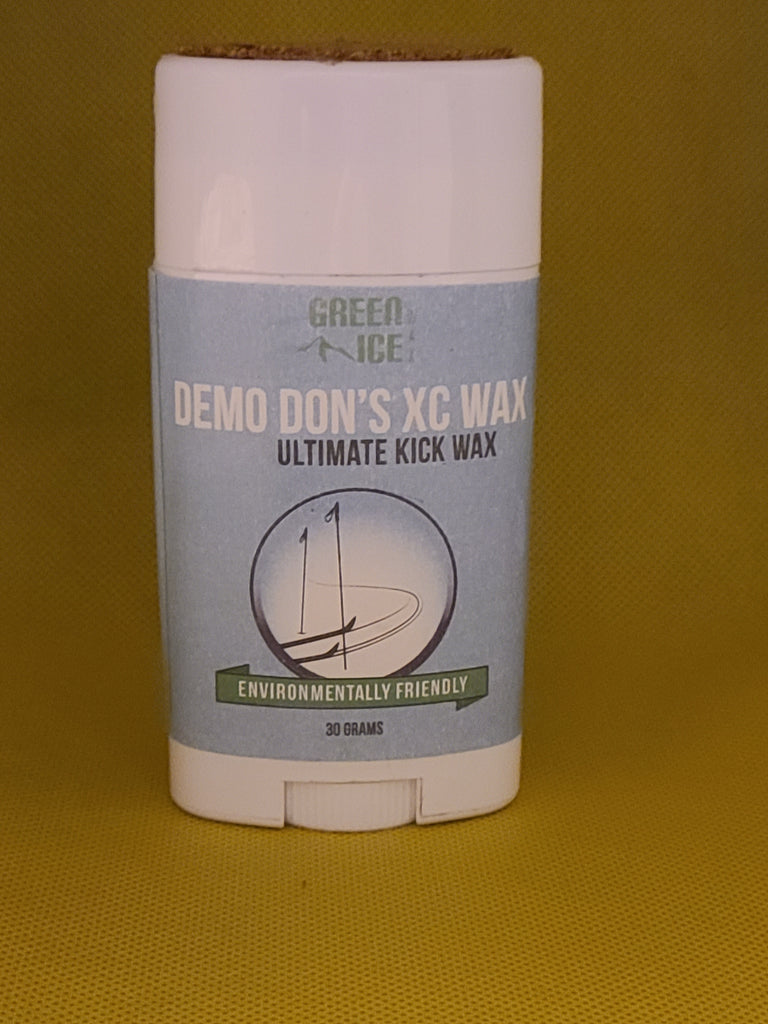 DemoDon's Nordic Kick Wax