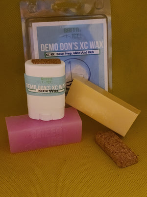 Demo Don's XC Wax Kit