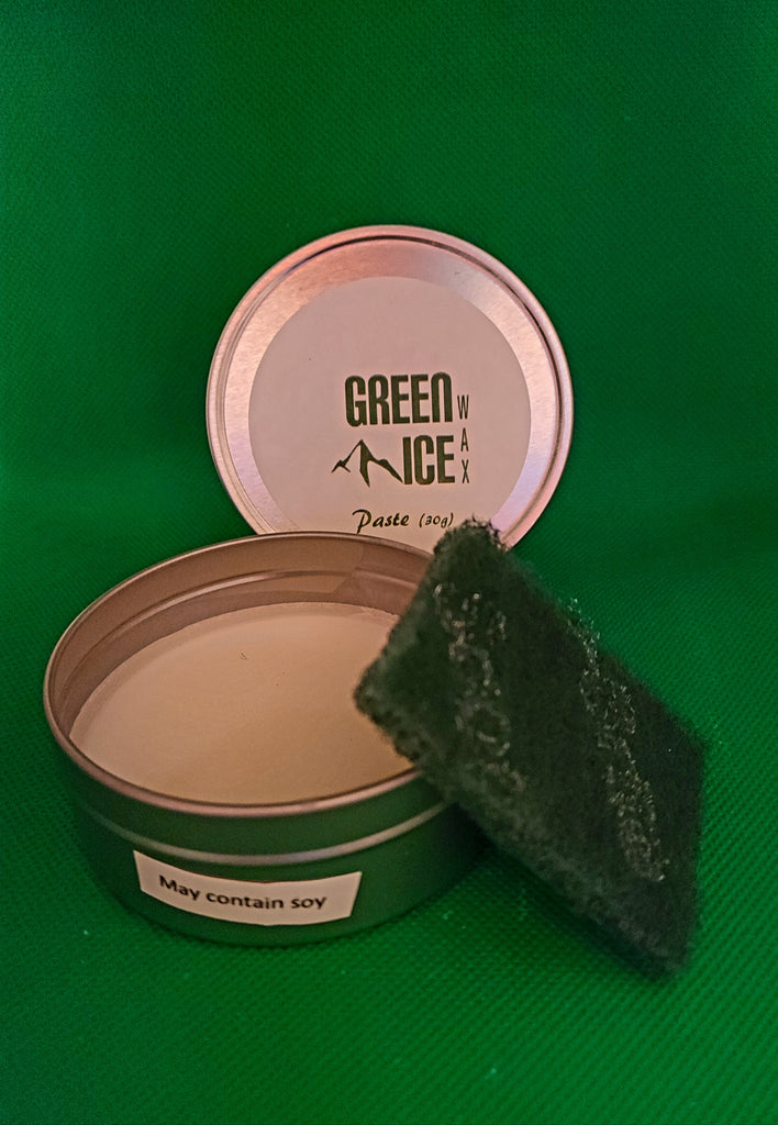 Green Ice Paste Wax (2 cans)