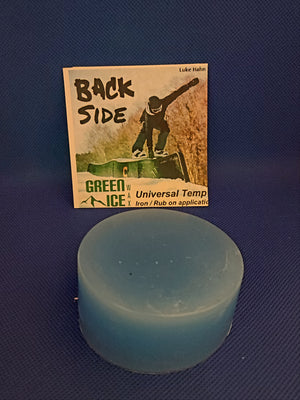 Back Side Universal snowboard wax