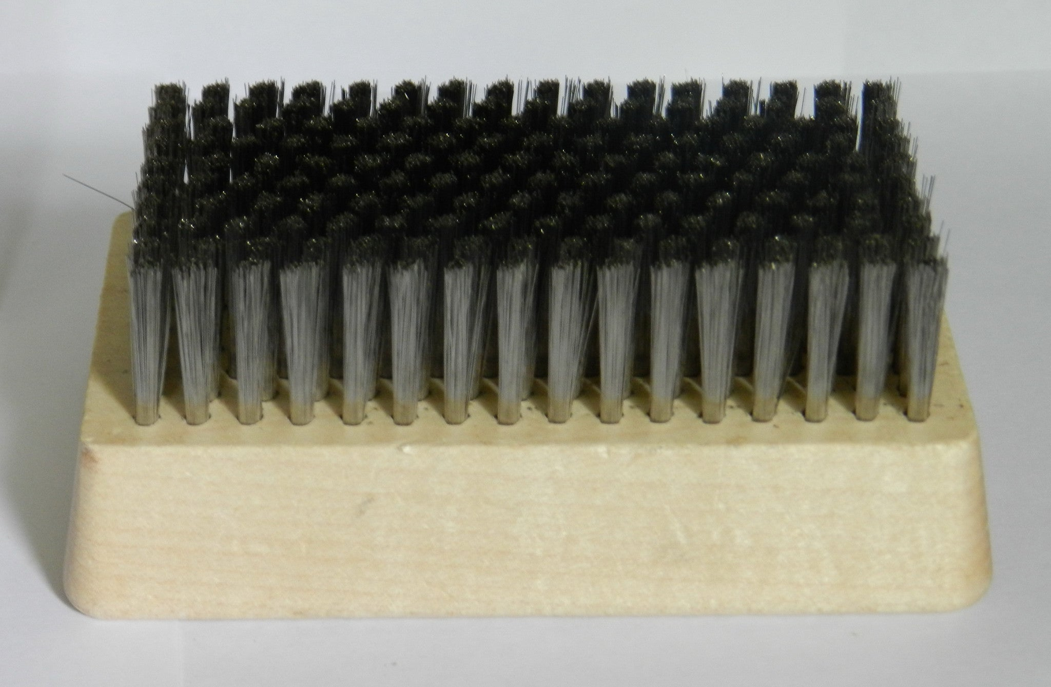 Waxing Stainless Steel Brush