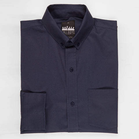 Folded Button Down