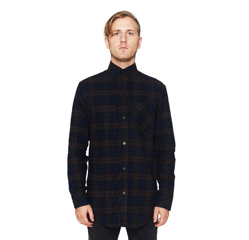 Oscuro Button Down