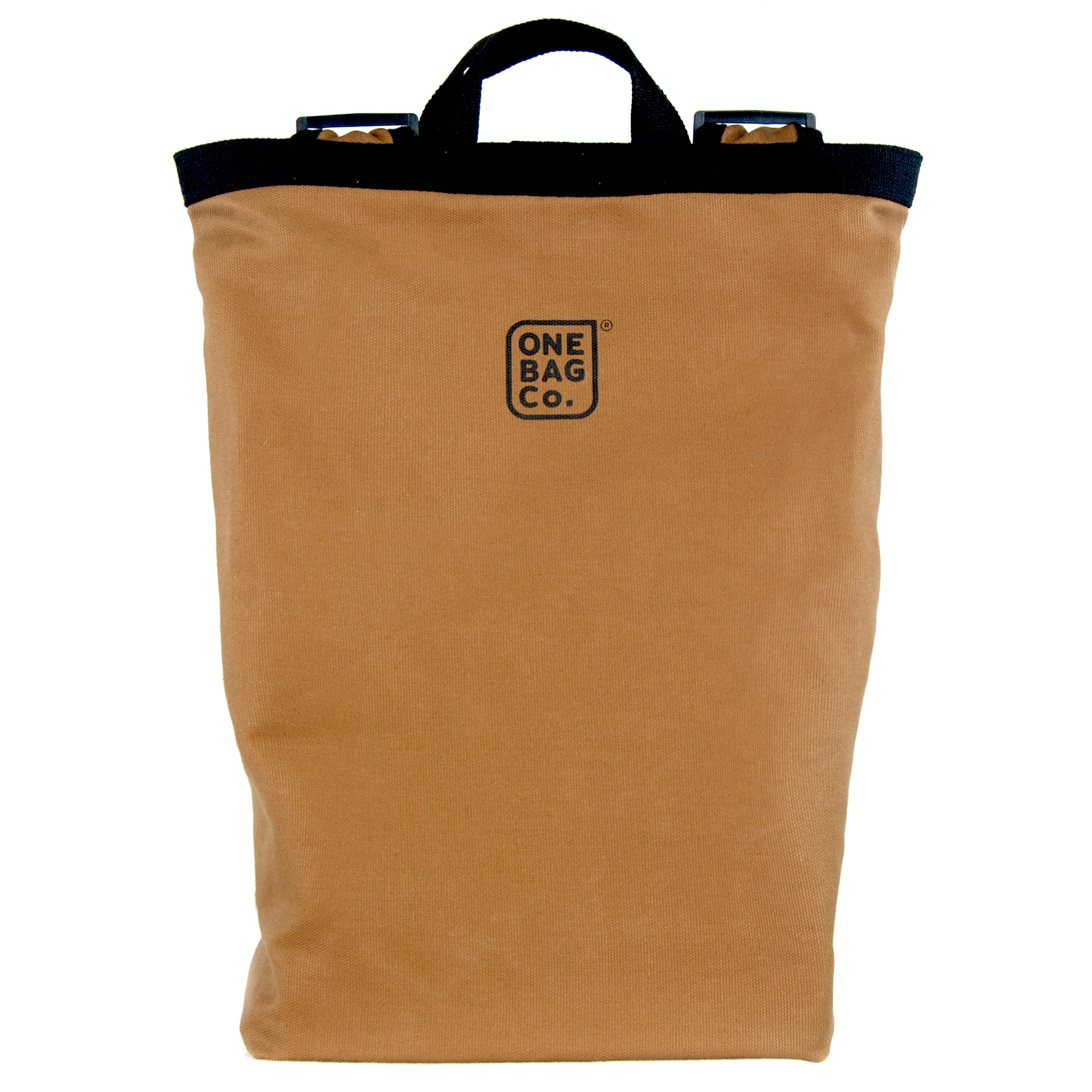 Hazel Brown Backpack - One Bag Co.