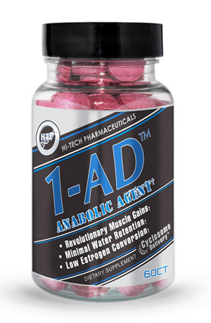 1-AD® | 60 Tablets