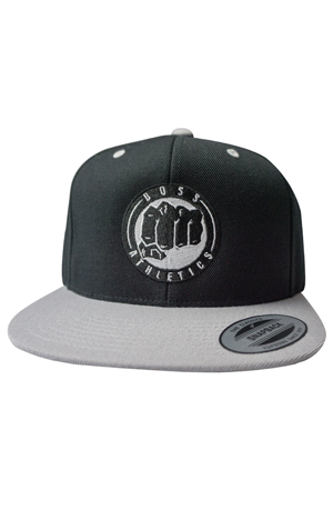 """Boss Badge"" Snap Back Hat"