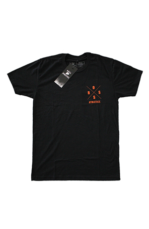 """Boss Cross 2"" Men's Tee"