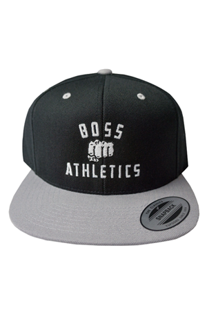"""Boss Fist"" Snap Back Hat"