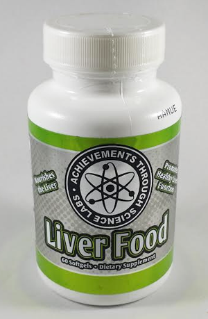 Liver Food | 60 Softgels