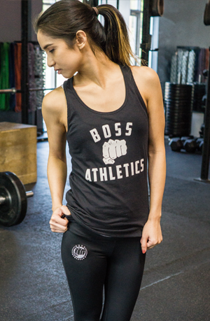 """Boss Fist Racer"" Women's Tank Top"