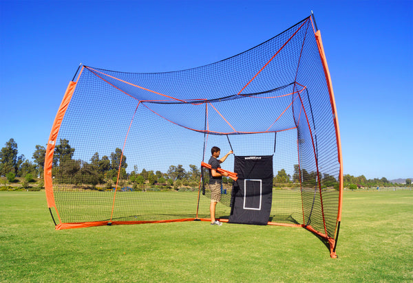 Bownet 11' x 20' (3.35m x 6.1m) Big Daddy 'Turtle' Backstop
