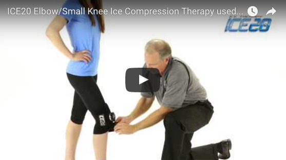 Ice20 Elbow/Small Knee on Knee