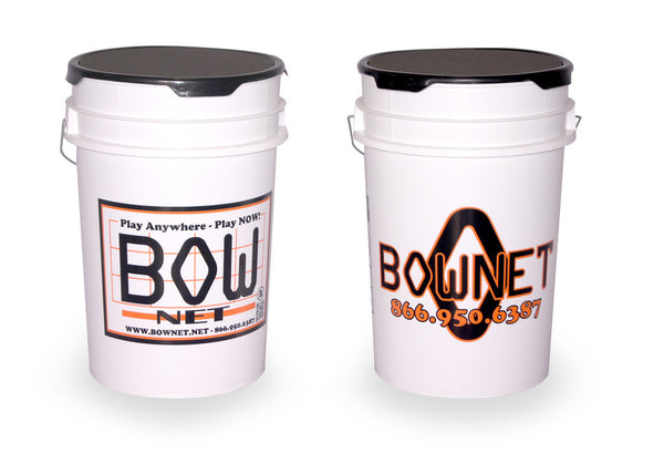 Bownet 6 Gallon Ball Bucket