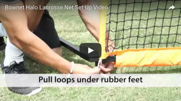 Lacrosse Halo Set Up Video
