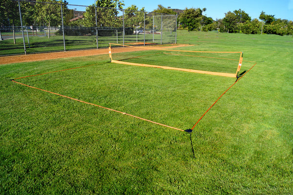 18' (5.4m) Football Tennis Court