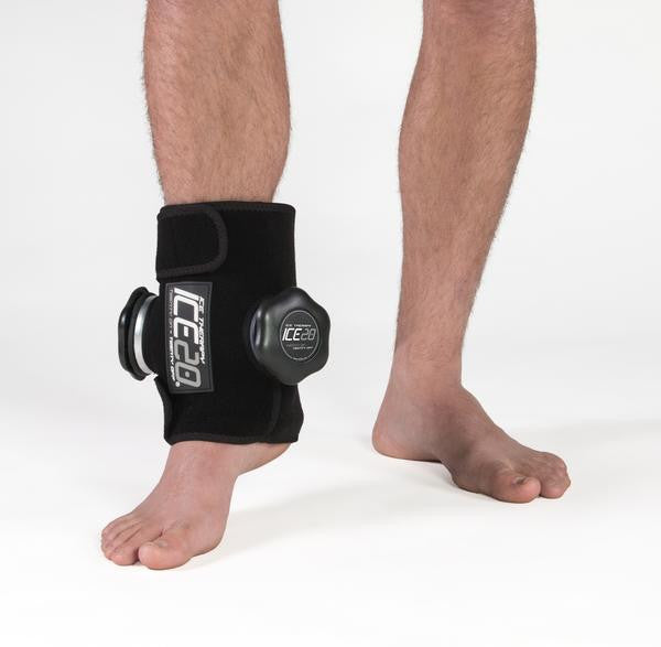 ICE20 Double Ankle Ice Compression Wrap