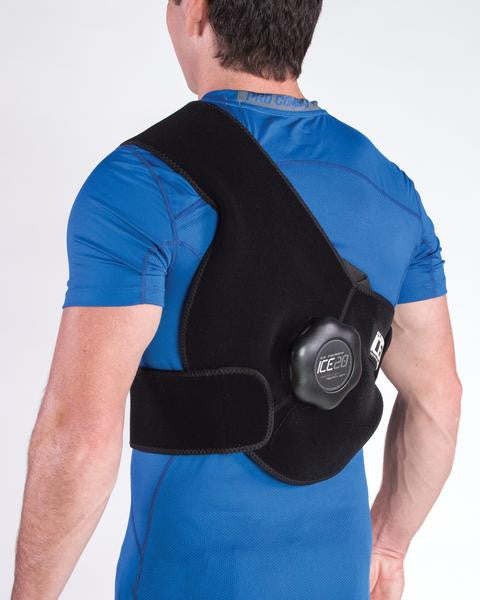 ICE20 Back-Hip Ice Compression Wrap