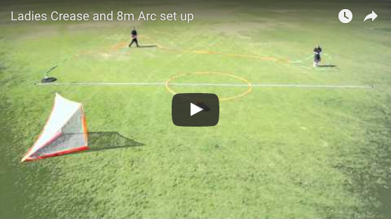 Ladies 8m Arc Set Up Video